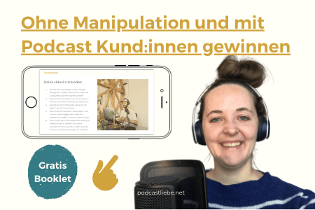 Podcastliebe-Podcast-Booklet