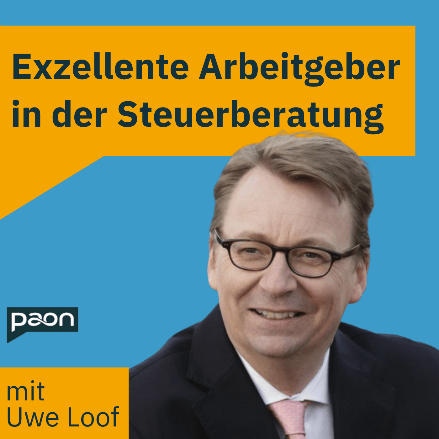 Podcast Cover Uwe Loof
