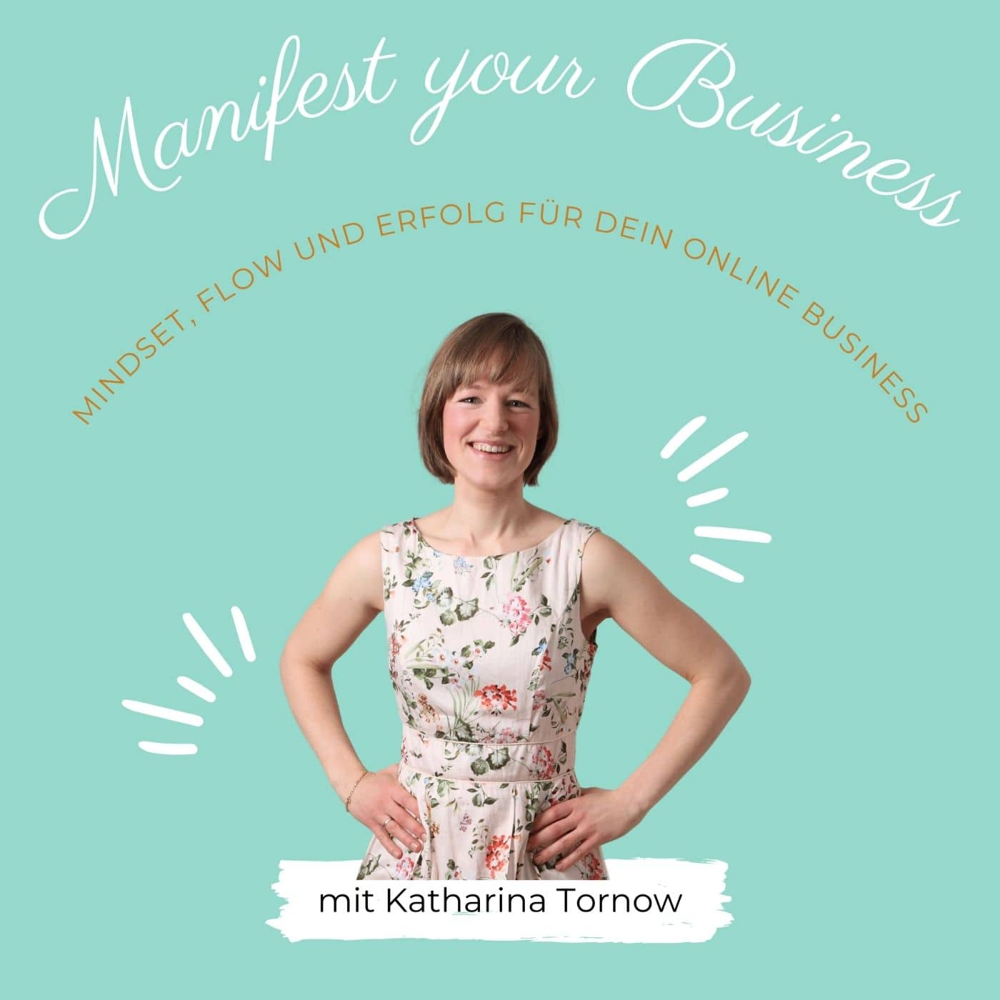 Podcast Cover Manifest your Business