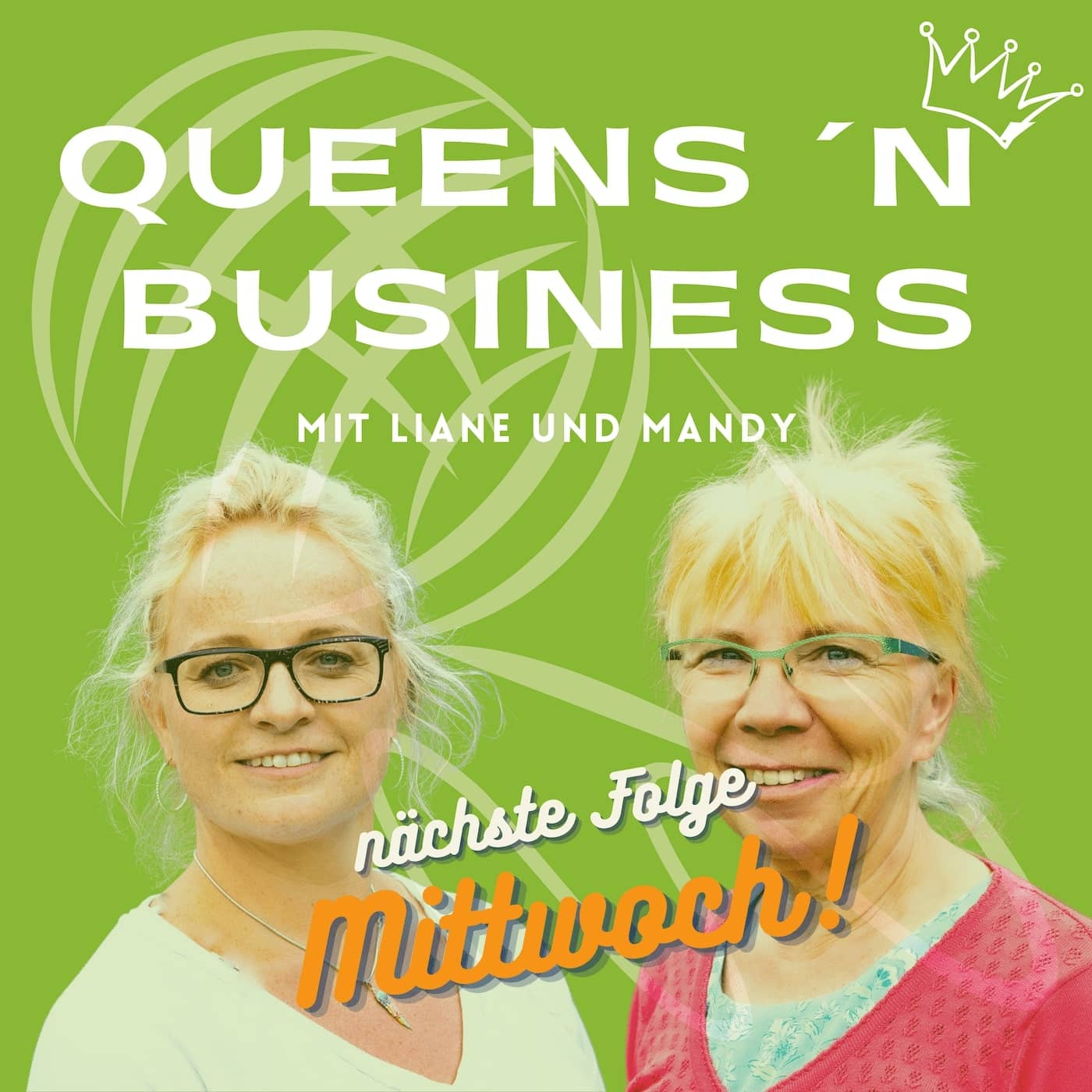 Podcast Cover Queens and Business